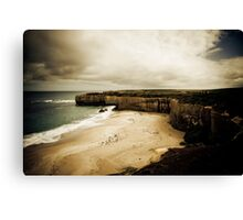 The Shipwreck Coast, Great Ocean Road, Victoria Canvas Print