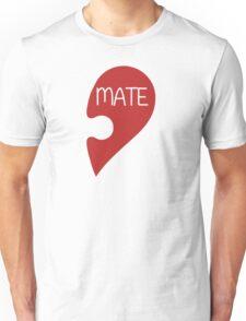 Soulmate Valentine's Day Love Heart Unisex T-Shirt