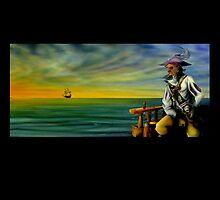 Pirate Scape by tsama