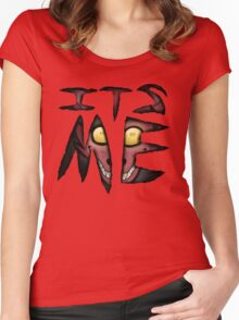 Foxy- Its me! Women's Fitted Scoop T-Shirt