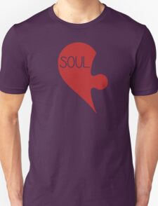 Soulmate Valentine's Day Love Heart T-Shirt
