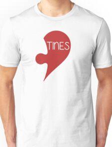 Valetine Valentine's Day Love Heart Unisex T-Shirt