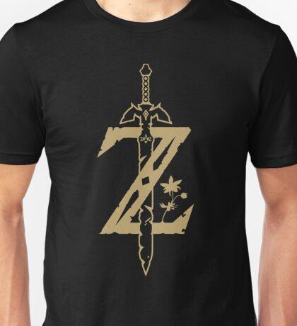 Breath of the Wild - Z logo Unisex T-Shirt