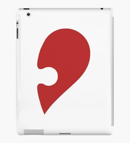 Puzzle Pieces Love Heart iPad Case/Skin