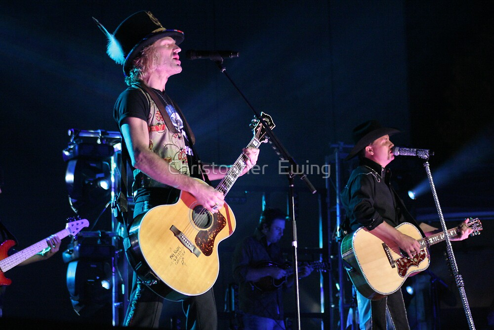 Big and Rich by Christopher  Ewing