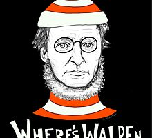 Where's Walden by Kayla G. Webster