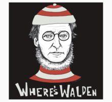 Where's Walden One Piece - Short Sleeve