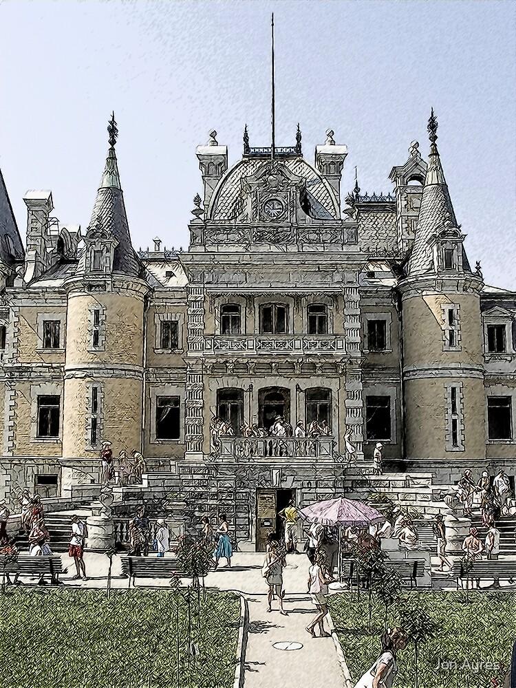 Massandra Palace4 by Jon Ayres