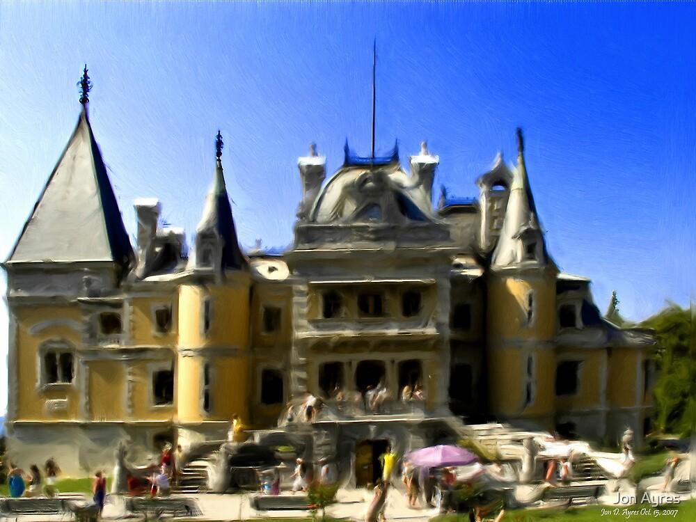 Massandra Palace5 by Jon Ayres
