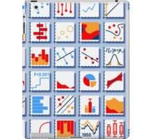 Stats Element Set in Various Colors iPad Case/Skin