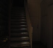 Dark Stairs by joconti