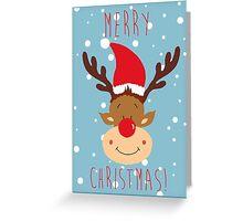 Happy Christmas! Greeting Card