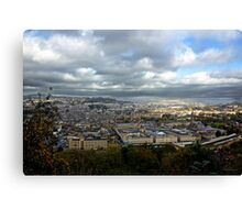 The 'City Of Bath'  Canvas Print