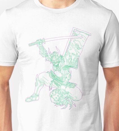 YOSHIMITSU MINIMAL STYLE - SOULCALIBUR  Unisex T-Shirt