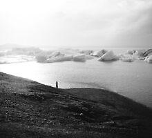 Iceland Ice III by Marsstation