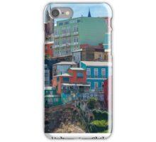 Valparaiso, Chile iPhone Case/Skin