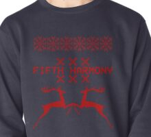 Fifth Harmony Christmas Sweater Pullover