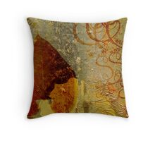 L' automne Throw Pillow