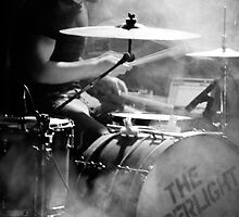 The Drummer by joshuadetwiler