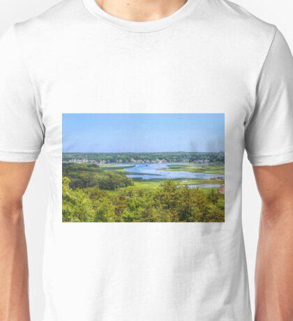 Fun on the Annisquam River Unisex T-Shirt