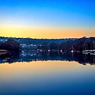 Cardigan Harbour by mlphoto