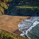 Mwnt Beach by mlphoto