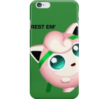 Rest Em' iPhone Case/Skin