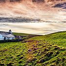 Mwnt Church by mlphoto