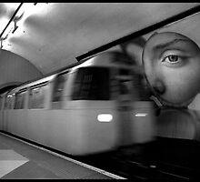 Tunnel Vision by Alan Bennett
