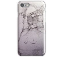 And she read till Midnight iPhone Case/Skin