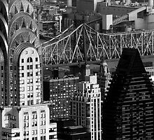 Chrysler Building by Xpresso