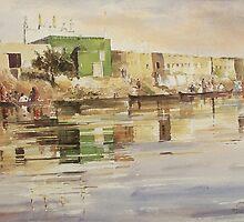 Untitled 02 by Sarwat Minhas