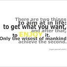 Enjoy Life by jegustavsen