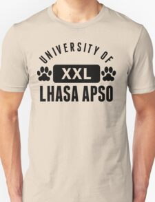 University Of Lhasa Apso T-Shirt