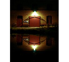 Evening Water Photographic Print