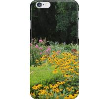 Magnolia Gardens Flowers iPhone Case/Skin
