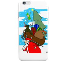 Party on Santa iPhone Case/Skin
