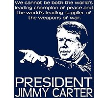JIMMY CARTER-4 Photographic Print