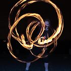 Fire-Dancing Girl by Crokuslabel