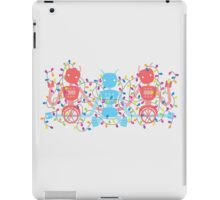 12 Months of Robots - December iPad Case/Skin