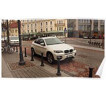 BMW X6 for joy Poster