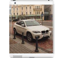 BMW X6 for joy iPad Case/Skin