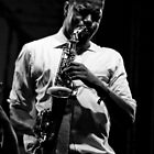 Soweto Kinch by Mike Emmett