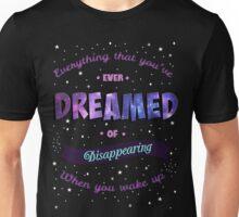Night Changes + Stars Unisex T-Shirt