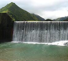 Waterfall by Alexander  Clark