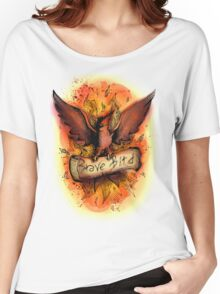 Talonflame - Brave Bird Women's Relaxed Fit T-Shirt