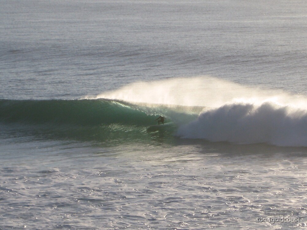 Slotted in the barrel by tom1goldcoast