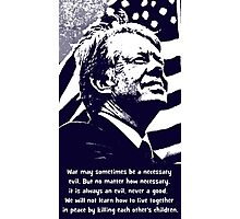 JIMMY CARTER-2 Photographic Print