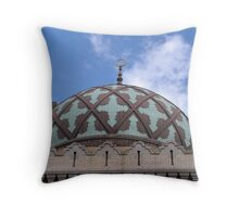 The Dome of the Fox Throw Pillow