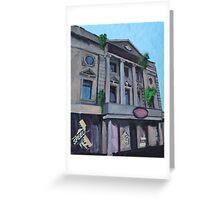 Hull, Old Cinema Greeting Card